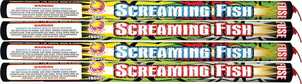 SCREAMING FISH FB6023