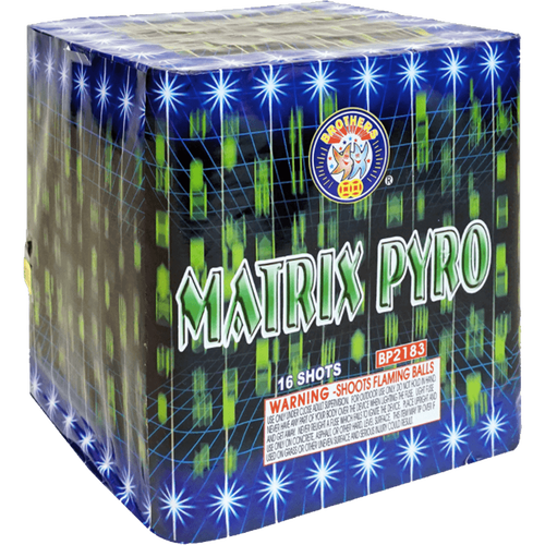 MATRIX PYRO BP2183