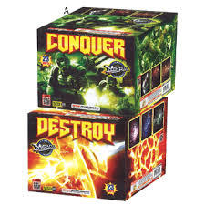 Conquer and Destroy M553A/B