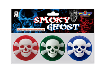 SMOKY GHOST TG3055