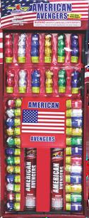 AMERICAN AVENGERS TG1070