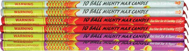 MM 10 BALL ASST FB6010ASST