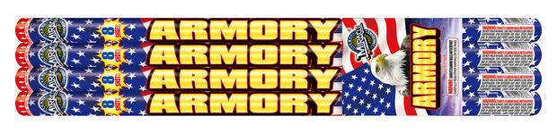 ARMORY 8 BALLS M406