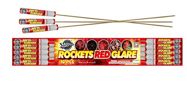 ROCKETS RED GLARE M202