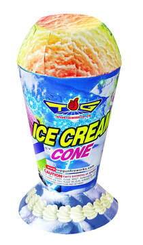 ICE CREAM CONE BASE FOUNTAIN TG4273