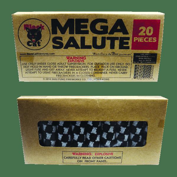 MEGA SALUTE BC-114