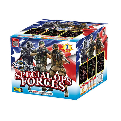 SPECIAL OPS FORCES 7 SHOTS