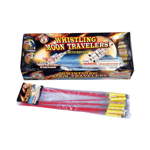 WHISTLING MOON TRAVEL  WITH REPORT MX002