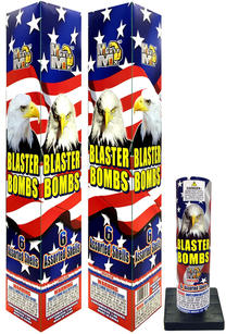 "BLASTER BOMBS 1.5"" MX508"