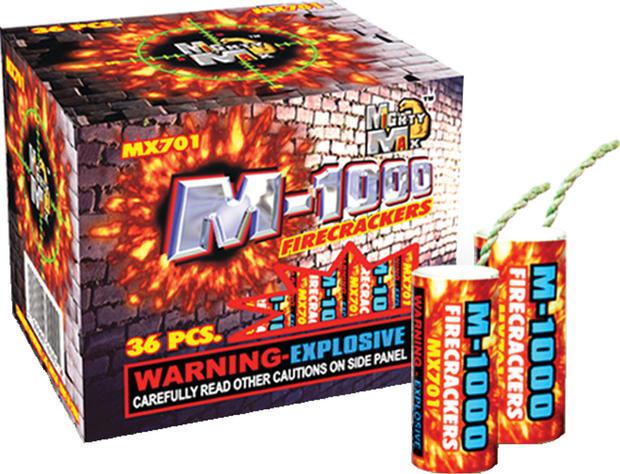 M1000 CRACKER MX701