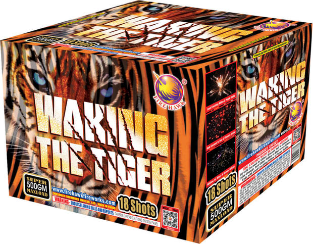 WAKING THE TIGER FB2630