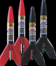 12 INCH DEFENDER MISSILE TGR110