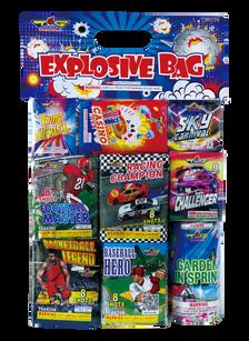 EXPLOSIVE BAG ASSORTMENT TG0179