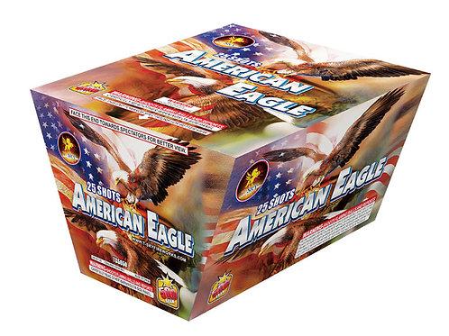 AMERICAN EAGLE 25 SHOTS