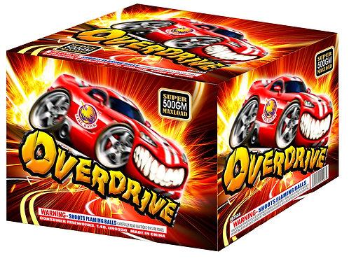 OVERDRIVE 19 SHOTS