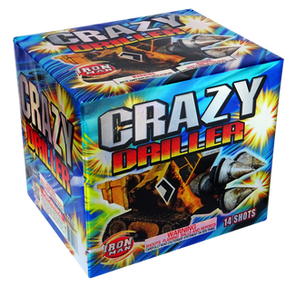 CRAZY DRILLER IMA161