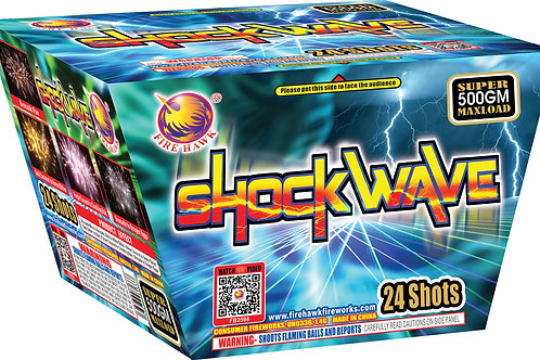 SHOCKWAVE 24 SHOTS