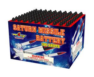 100 SHOT SATURN MISSILE BATTERY TG-K1130C12