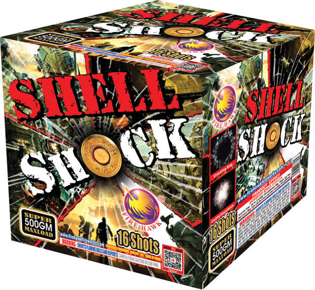 SHELL SHOCK FB2631