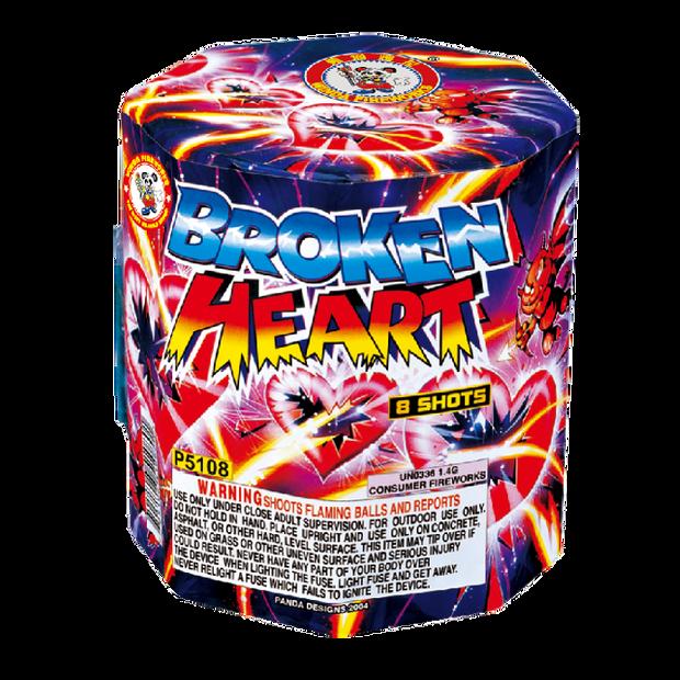 BROKEN HEART P5108