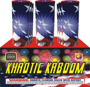 "KHAOTIC KABOOM 2"" FB2543"