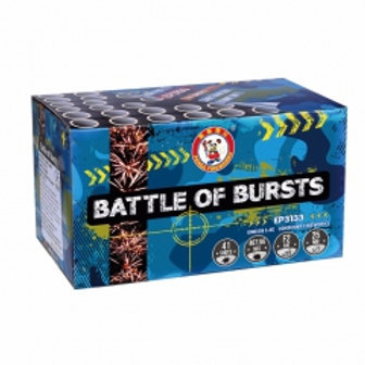BATTLE OF BURST 36 SHOTS