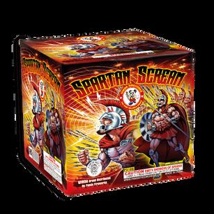 SPARTAN SCREAM 500 GRAM FOUNTAINP3106
