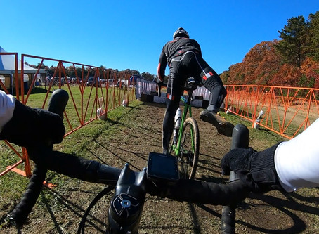 The Pre-Ride: Getting Ready for a Cyclocross Race