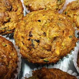 Morning Harvest Muffins