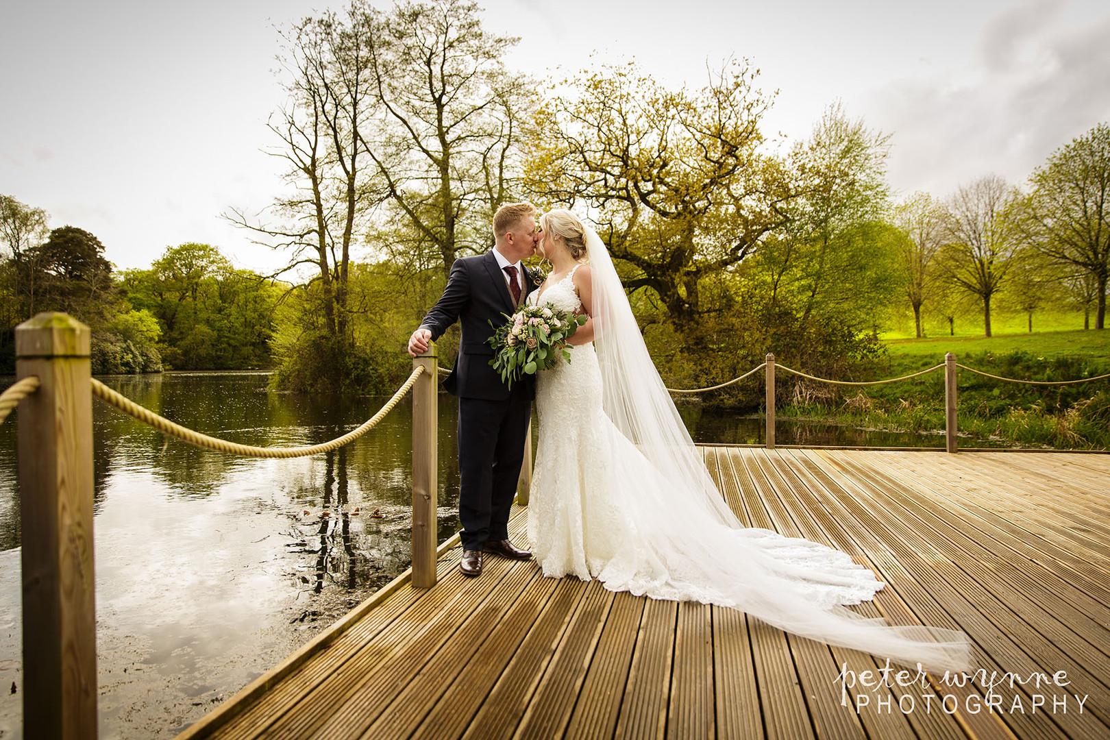 Delamere Manor Wedding photographer