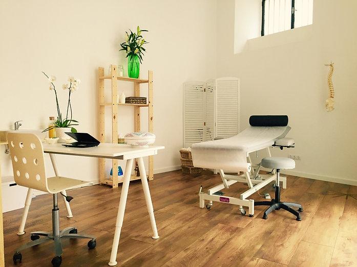 Centro de Fisioterapia Malasaña