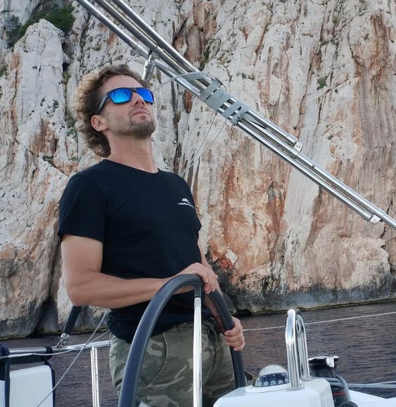 Sailing charter in Sardinia North.