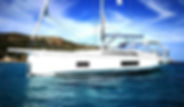 Sailing boat for rent in Sardinia
