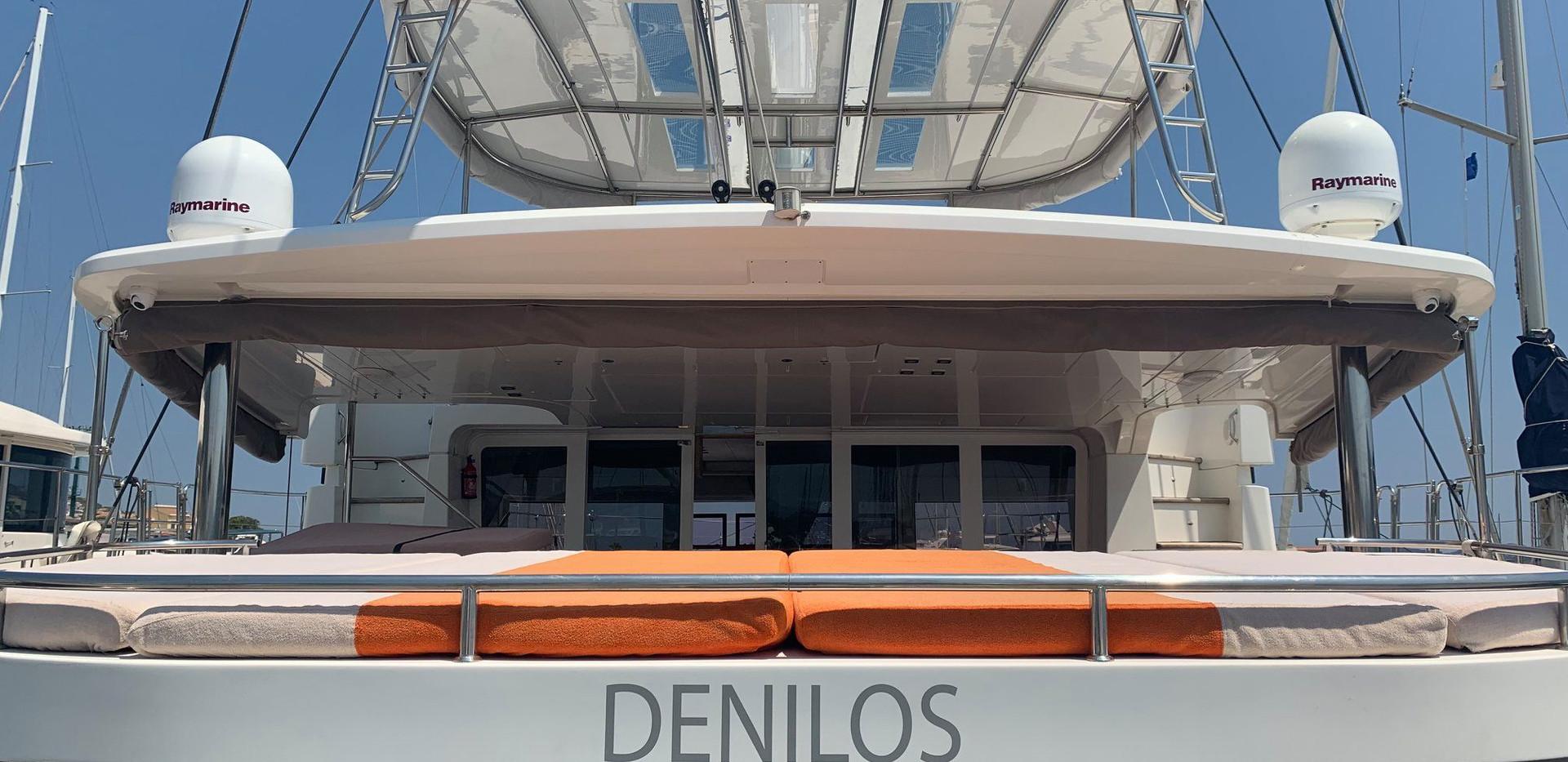 Catamaran tour a Cannigione