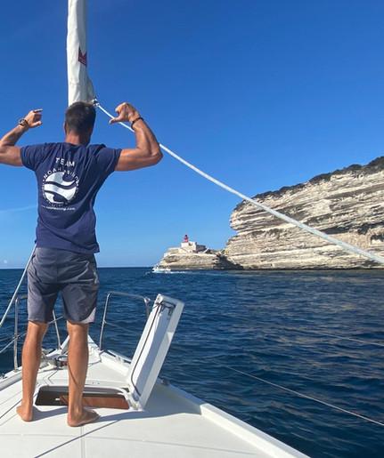 Equipaggio di Noah Sailing charter.