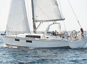 Sailing charter company in sardinia