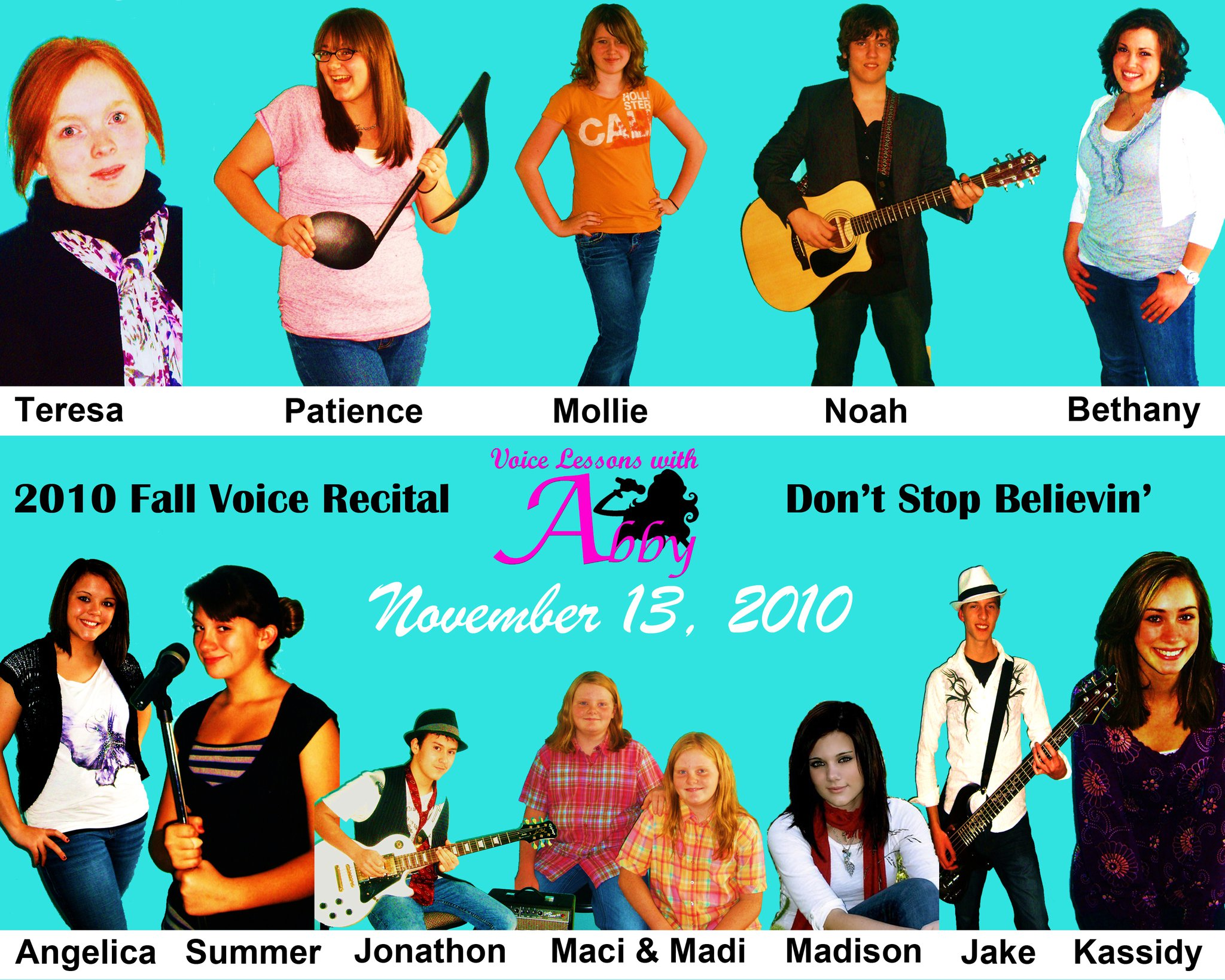2010 Fall Showcase