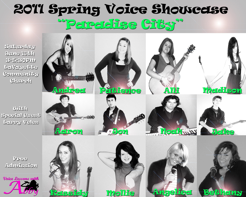 2011 Spring Showcase collage.jpg