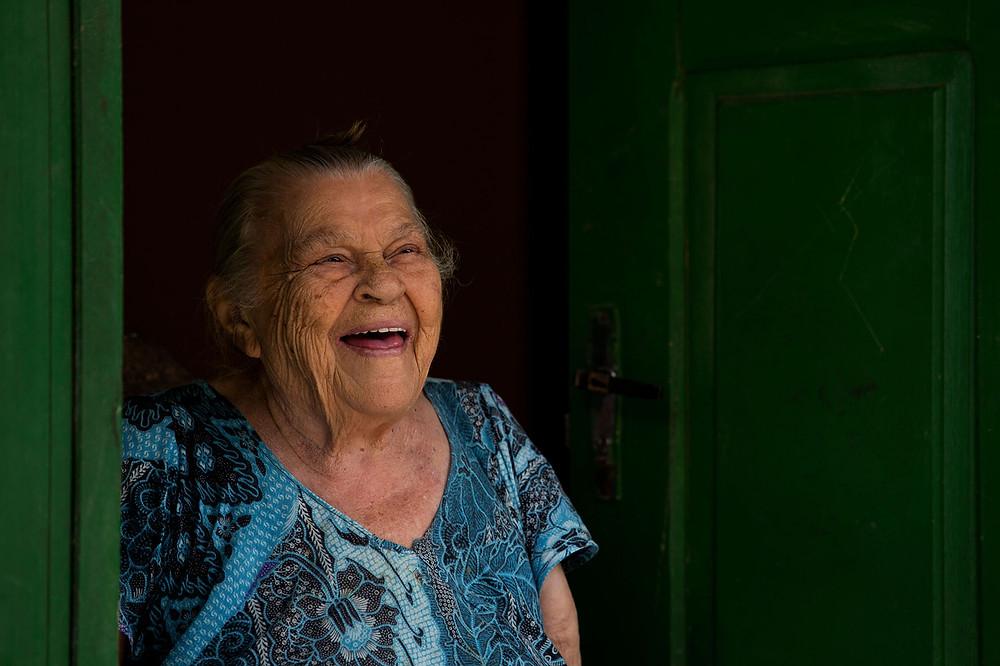 Madrinha Rita.