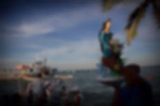 Festa de Iemanjá. Projeto Filhos da Terra - Foto: Eraldo Peres