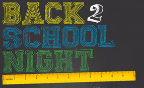 Fiske Back To School Night