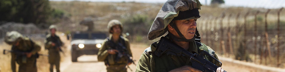 IDF-soldier-lightly-wounded-in-shooting-