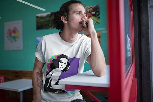 Hedy Lamarr Pop Art Retro T Shirt