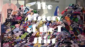 T Shirt History