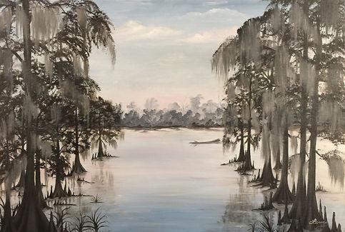 Louisiana Revisited - CajunAtArt.jpg