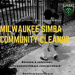 Copy of Simba Community Cleanup Poster.p
