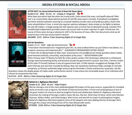 MacIntyre Media –New Educational Titles Release