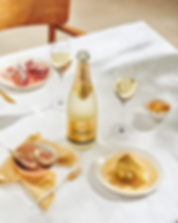 Freixenet - Couch STYLE x The Fish & The