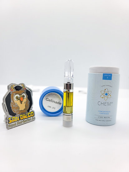 Chem Live Resin - Gelinade