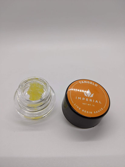 Imperial Extracts Live Diamond Sauce - Tangelo